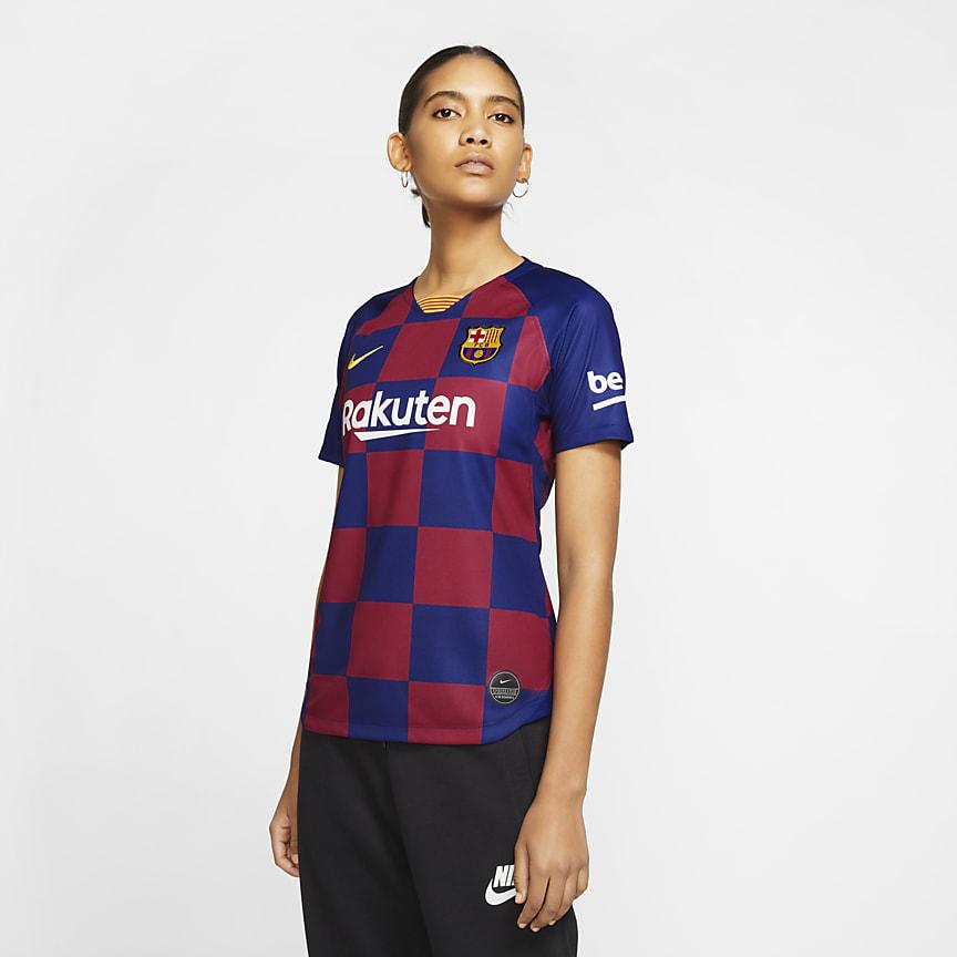 Damska koszulka piłkarska