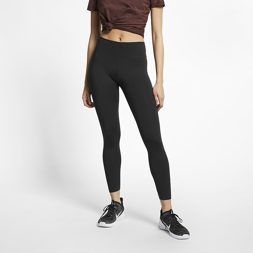 Women's Mid-Rise 7/8 Tights