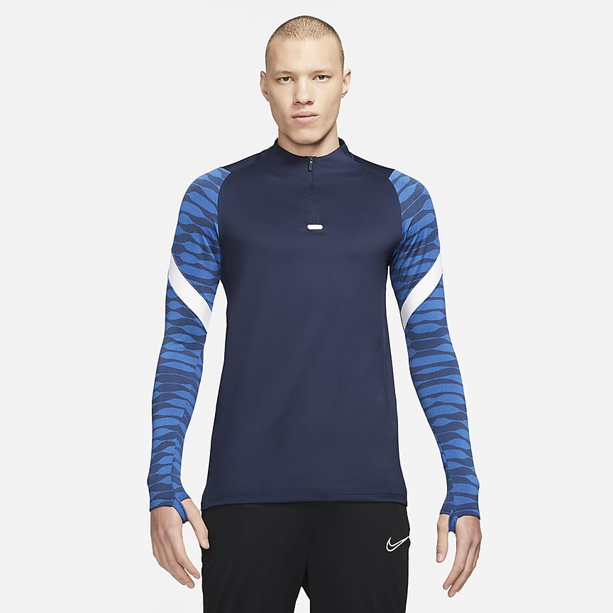 Men's 1/4-Zip Soccer Drill Top