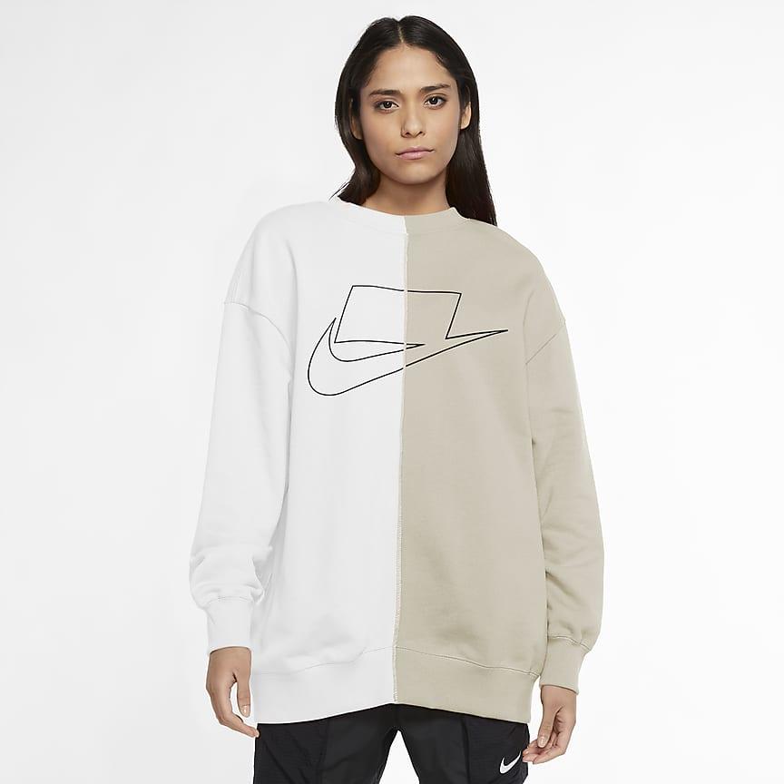 Kerek nyakkivágású női pulóver