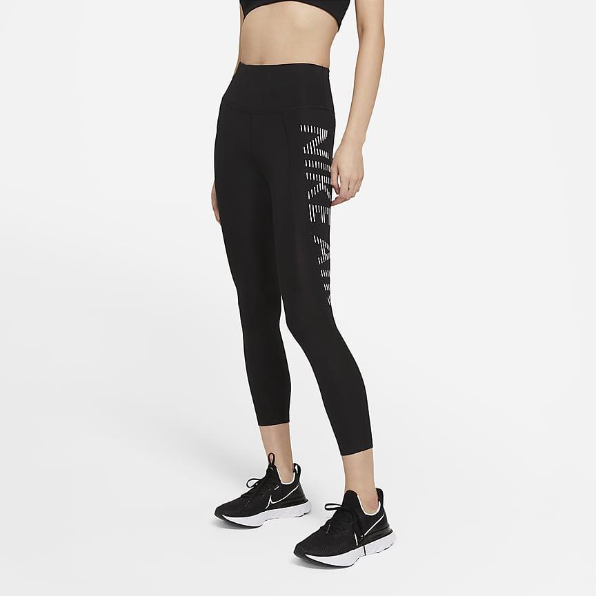 Women's 7/8-Length Running Leggings