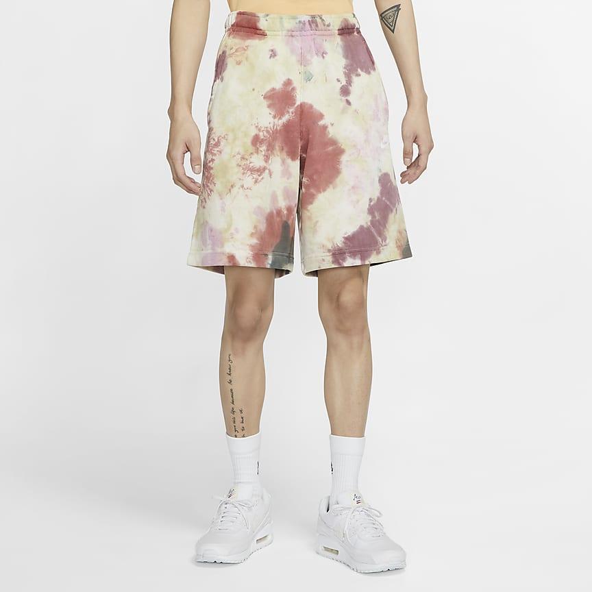 Мужские шорты из ткани френч терри
