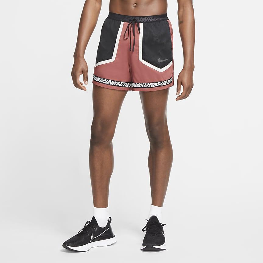 Pantalón corto de running con slip - Hombre