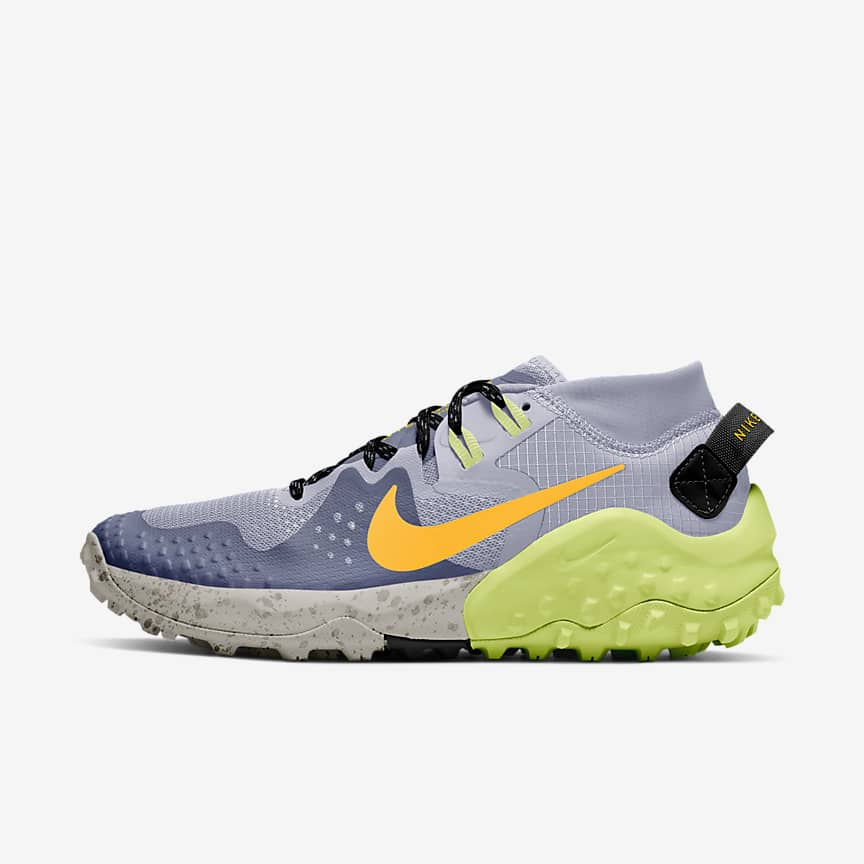 Arazi Tipi Kadın Koşu Ayakkabısı