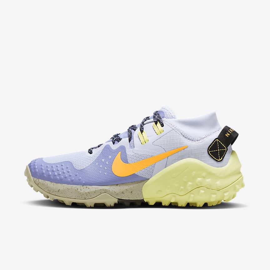 Zapatillas de trail running - Mujer