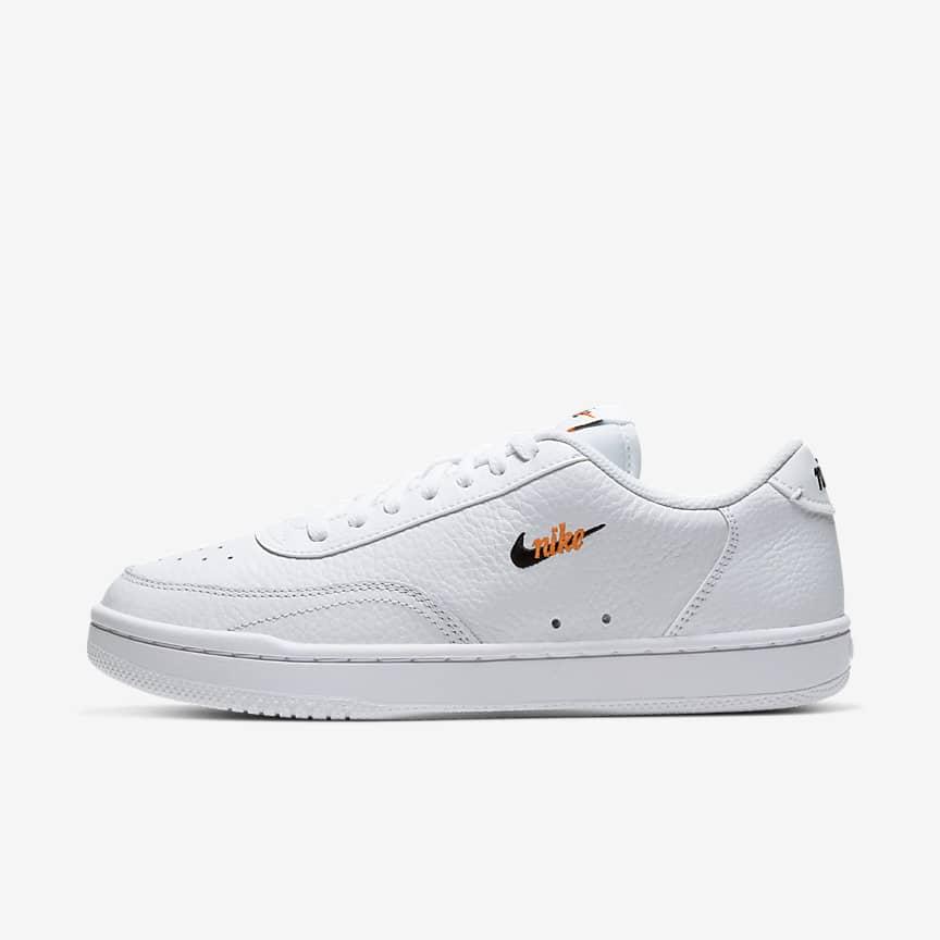 chaussure nike femme blanc
