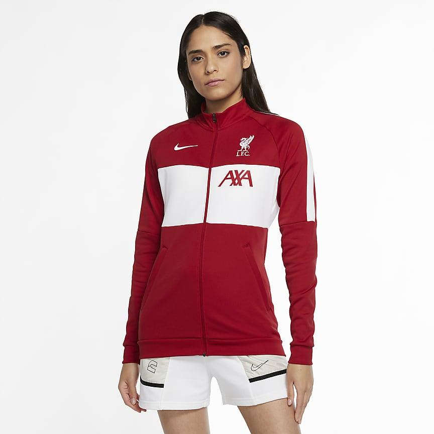 Женская футбольная куртка
