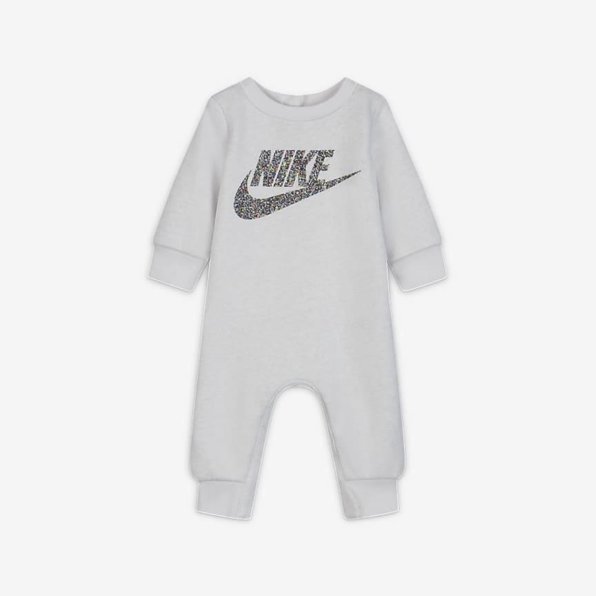 Baby (0–9M) Full-Zip Overall