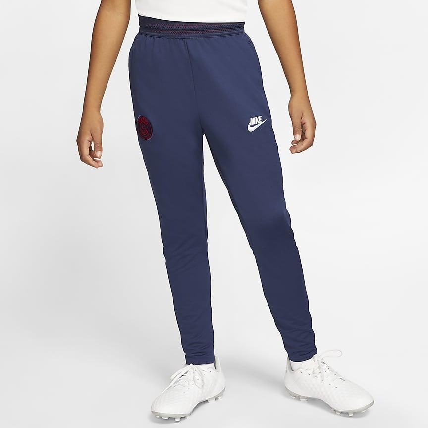 Fotbalové kalhoty pro větší děti