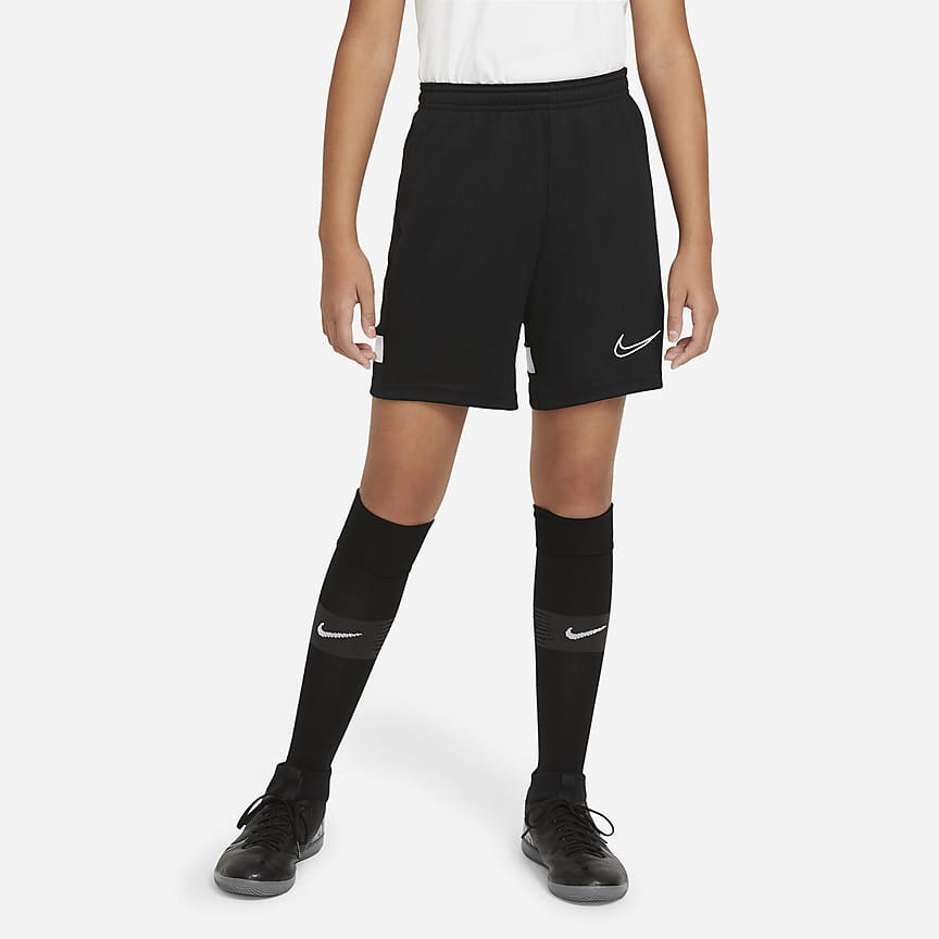 Big Kids' Knit Soccer Shorts
