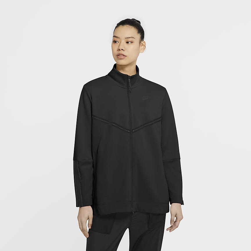 Women's Full-Zip Long Sleeve