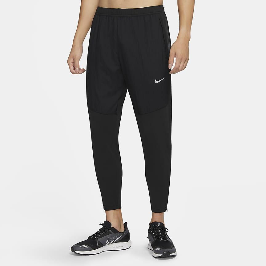 男子跑步长裤