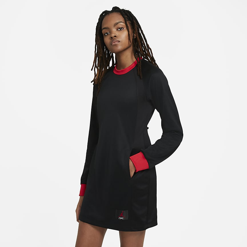 Women's Long-Sleeve Dress