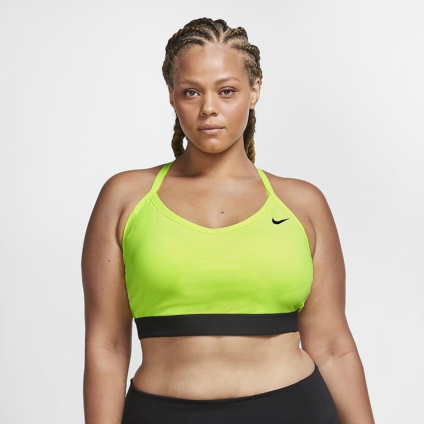 Women's Light-Support Sports Bra (Plus Size)