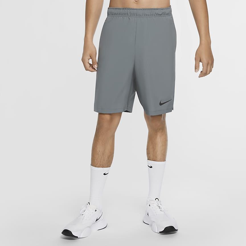 Мужские шорты из тканого материала для тренинга