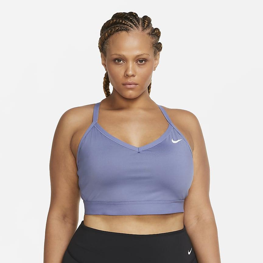 Women's Light-Support Padded Sports Bra (Plus Size)
