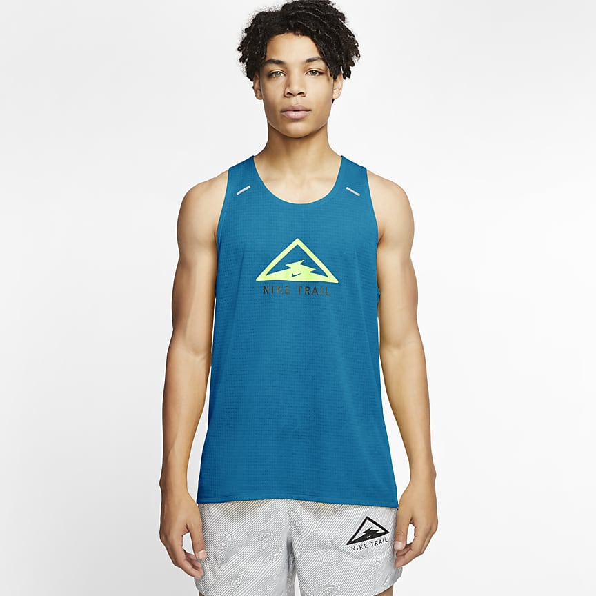 Men's Trail Running Tank
