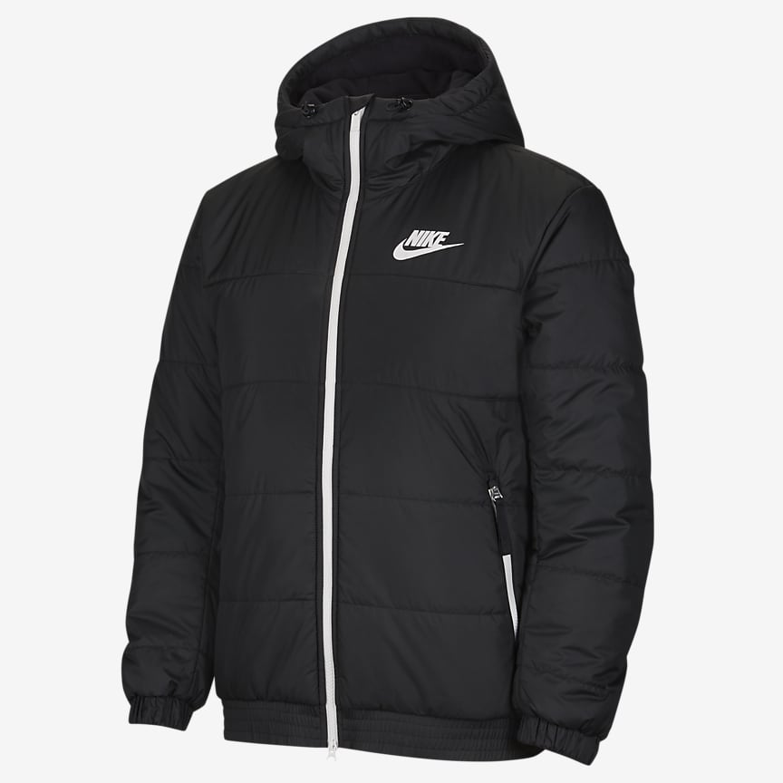 Men's Full-Zip Hooded Jacket
