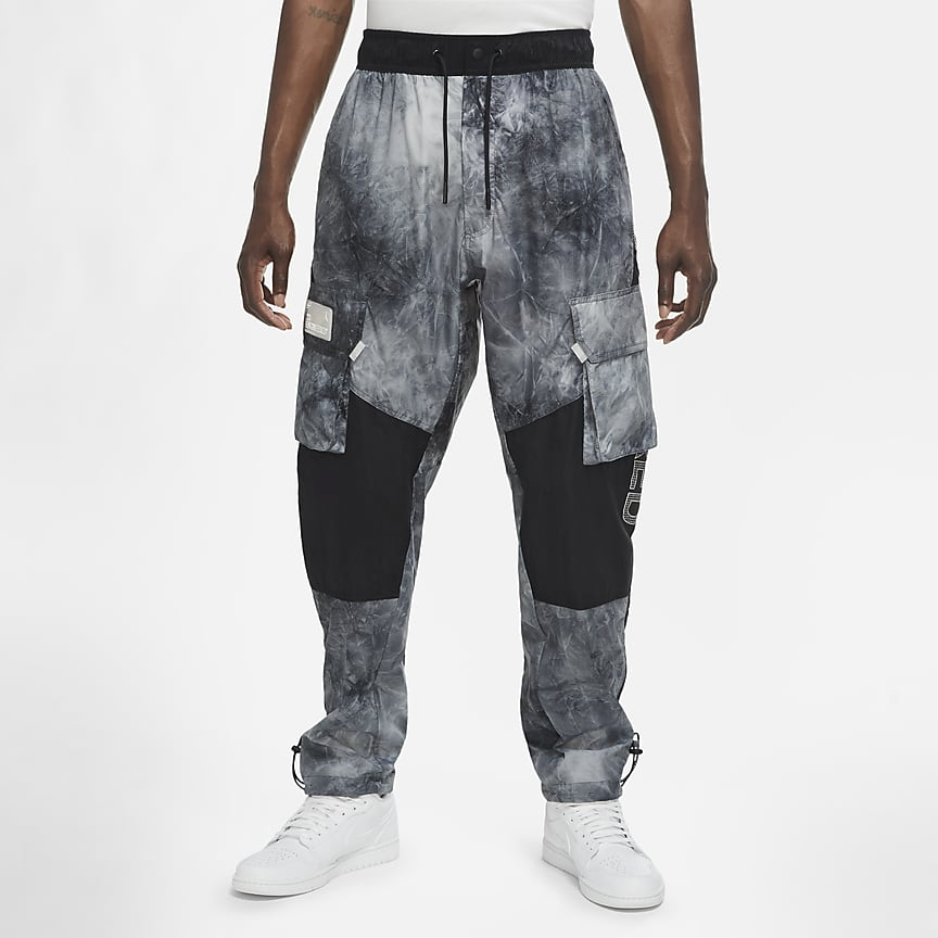 Men's Printed Cargo Pants