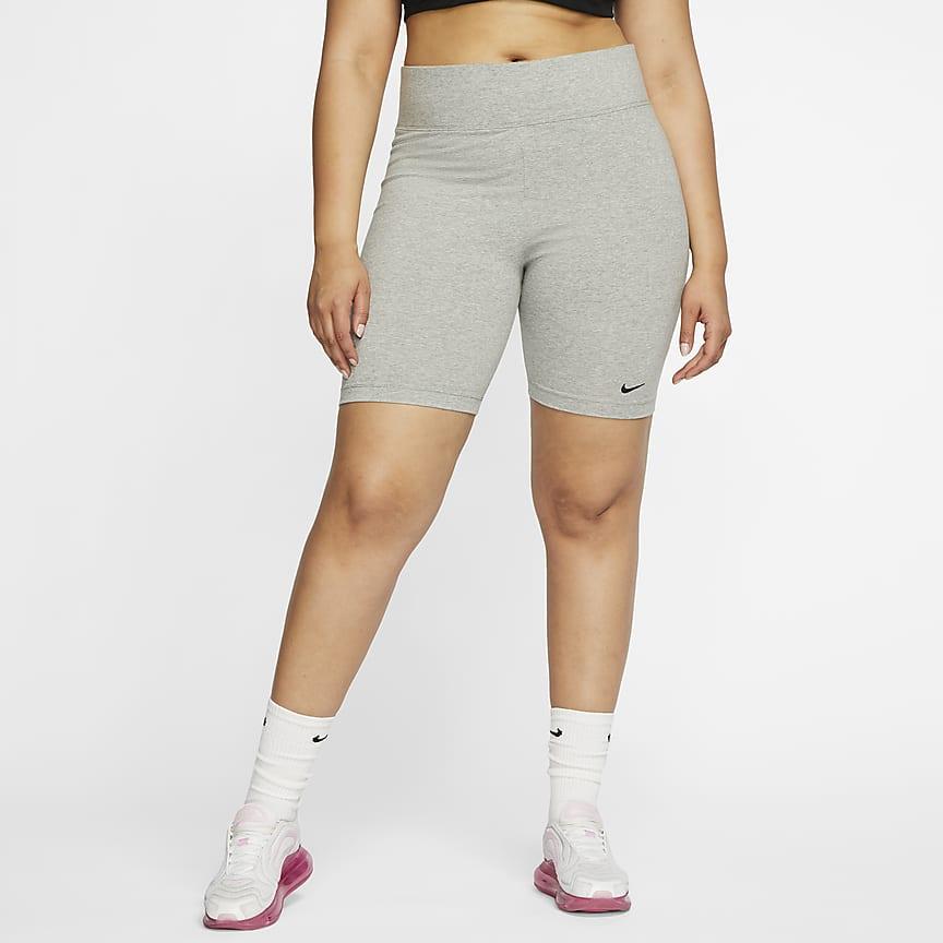 Women's Shorts (Plus Size)