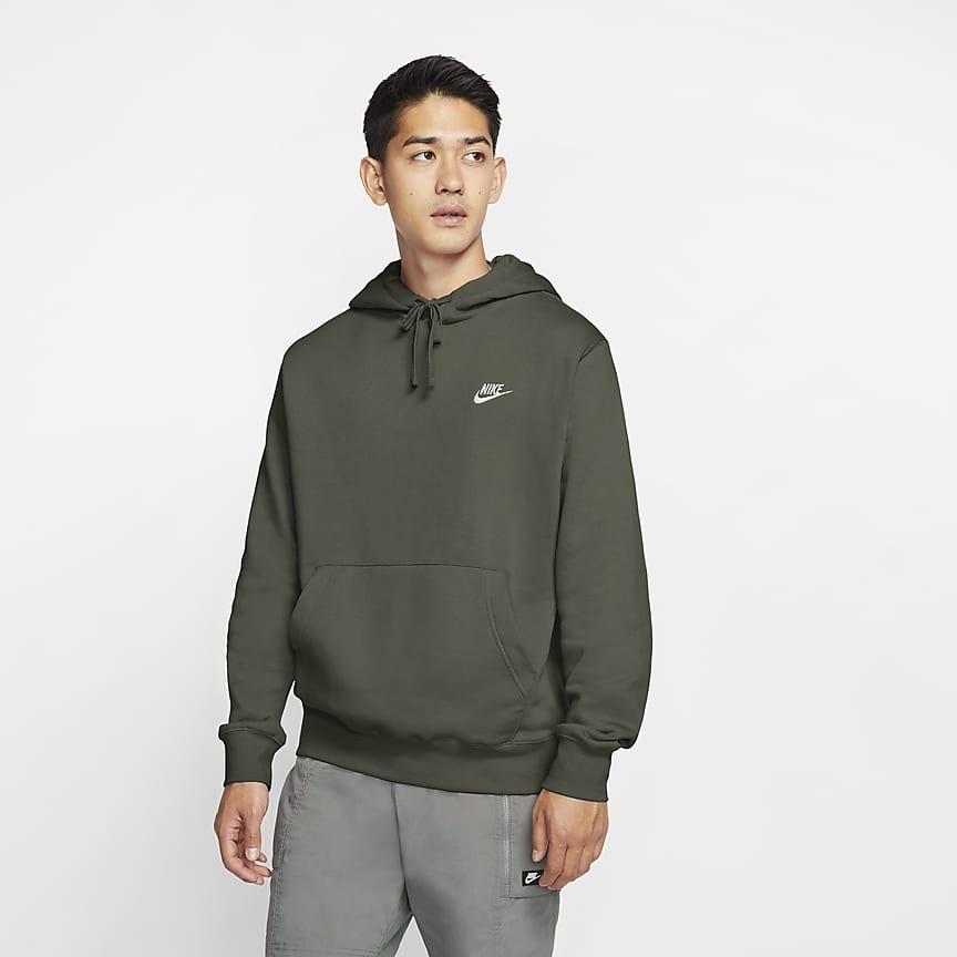 Pullover-hættetrøje