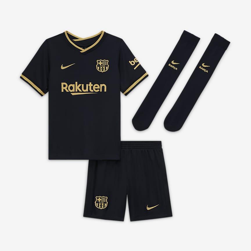 Εμφάνιση ποδοσφαίρου για μικρά παιδιά