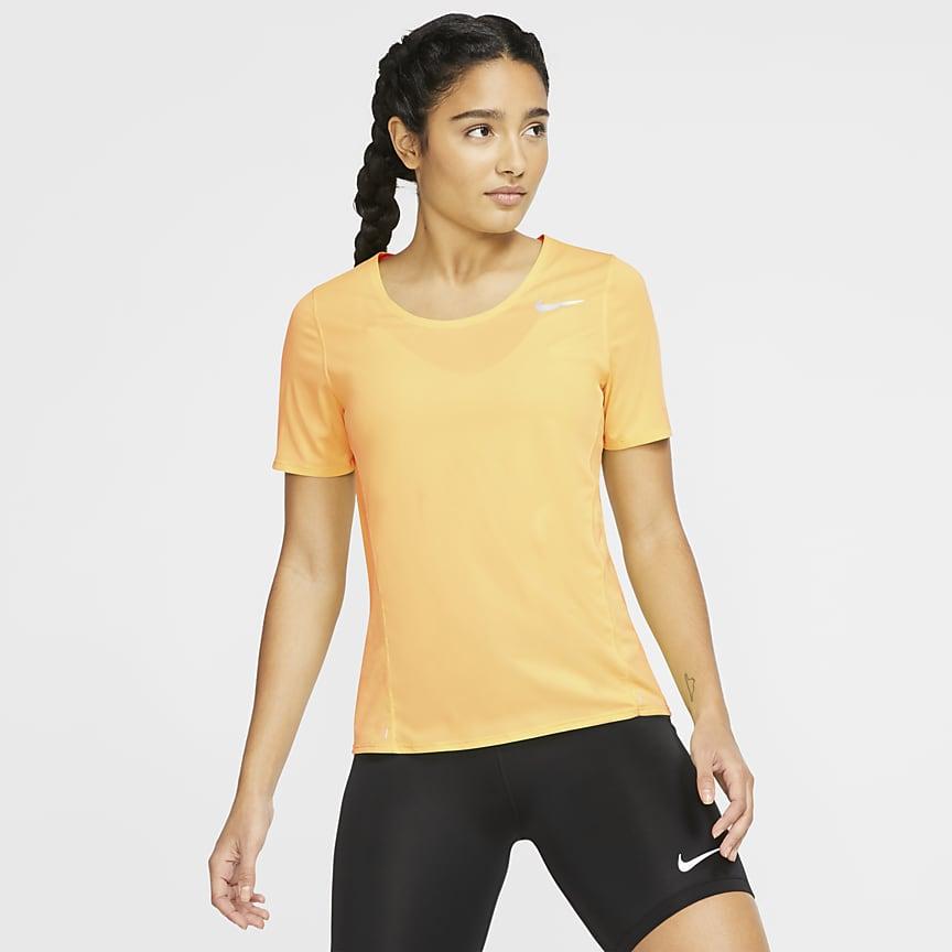 เสื้อวิ่งแขนสั้นผู้หญิง