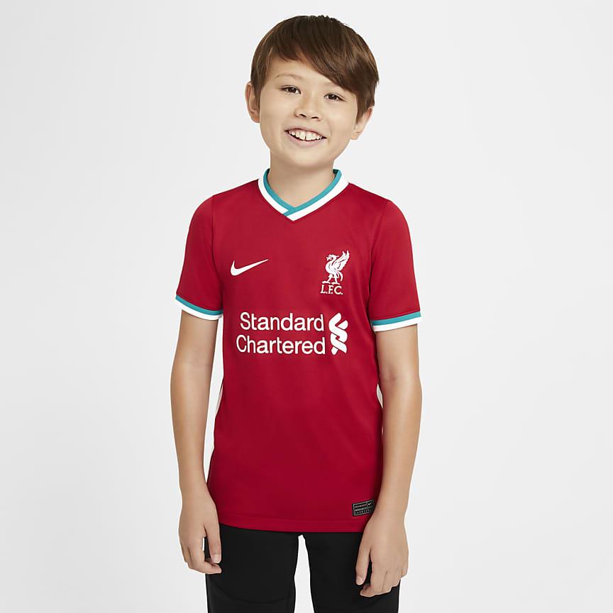 Big Kids' Soccer Jersey