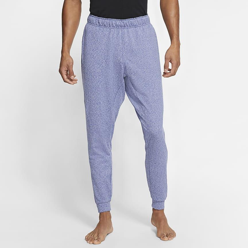 Pánské kalhoty na jógu