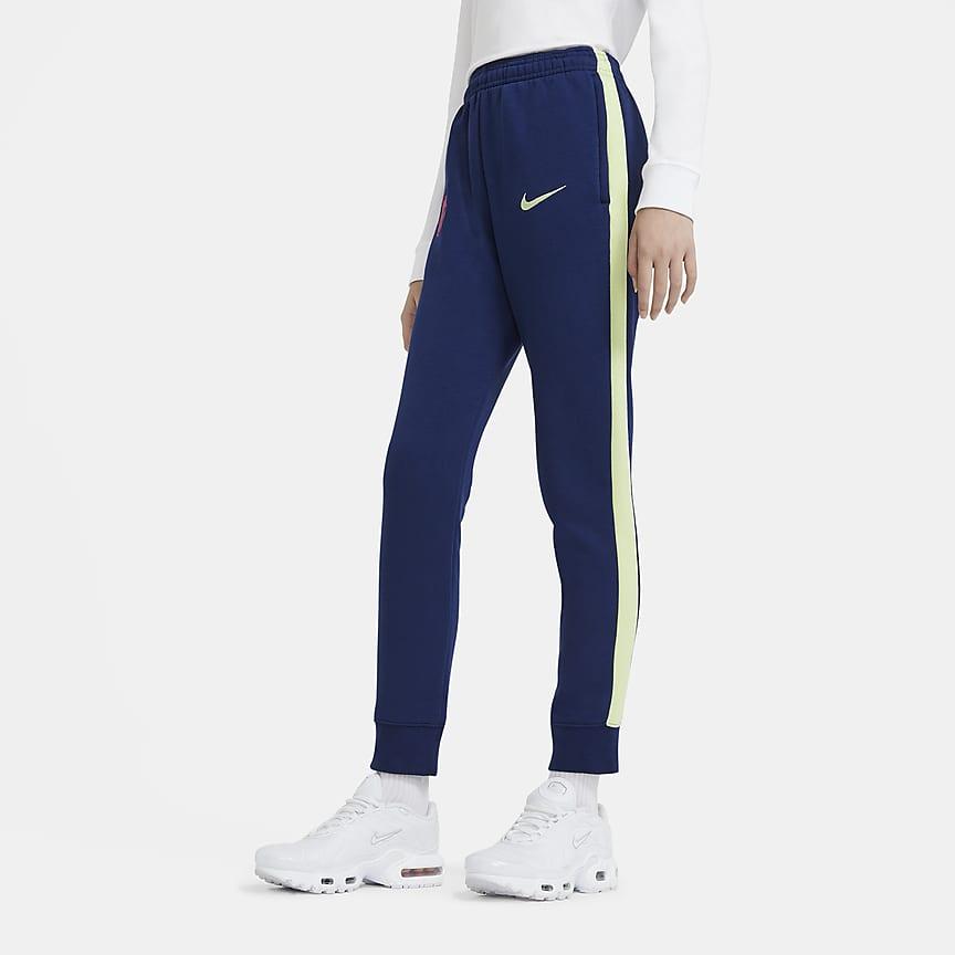 Older Kids' Fleece Football Pants