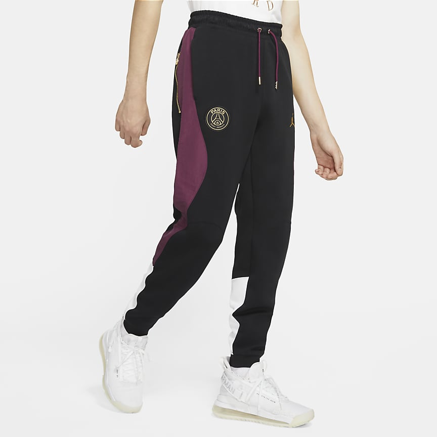 Pantalones de viaje de tejido Fleece para hombre