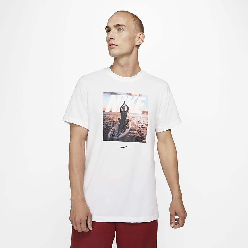 Tränings-t-shirt för män