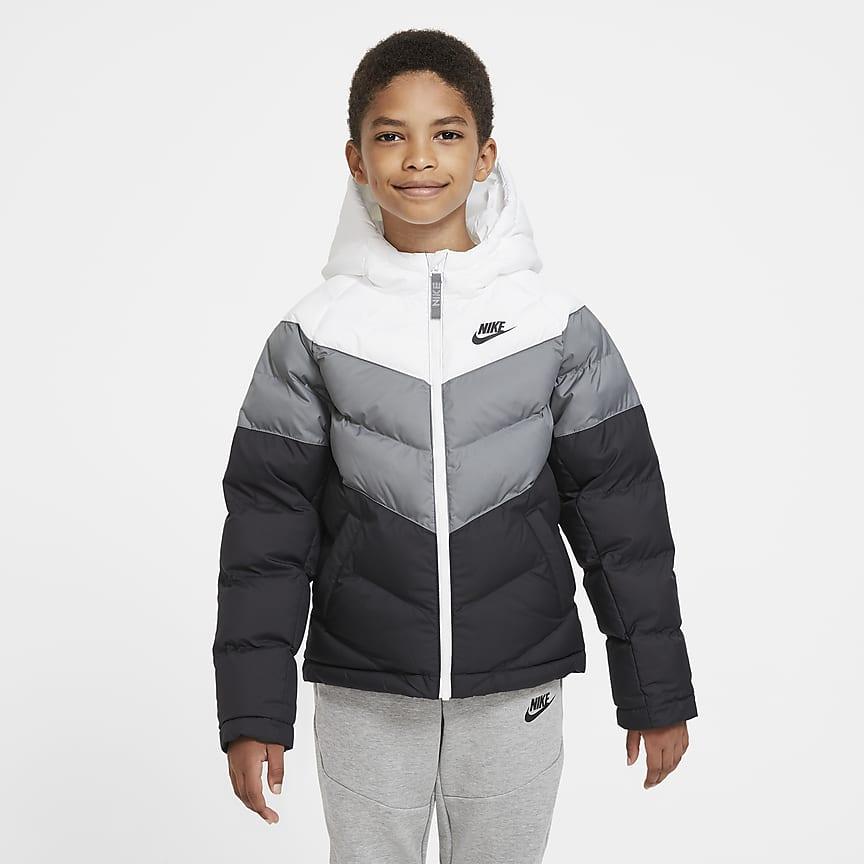 Куртка с синтетическим наполнителем для школьников
