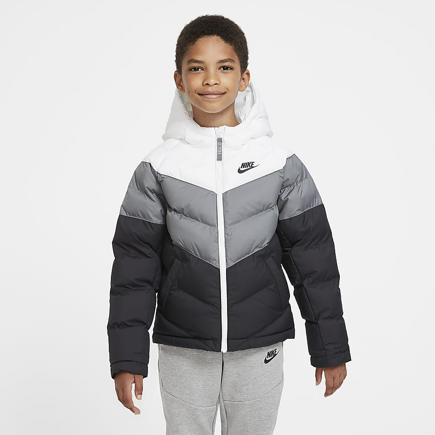 Older Kids' Synthetic-Fill Jacket
