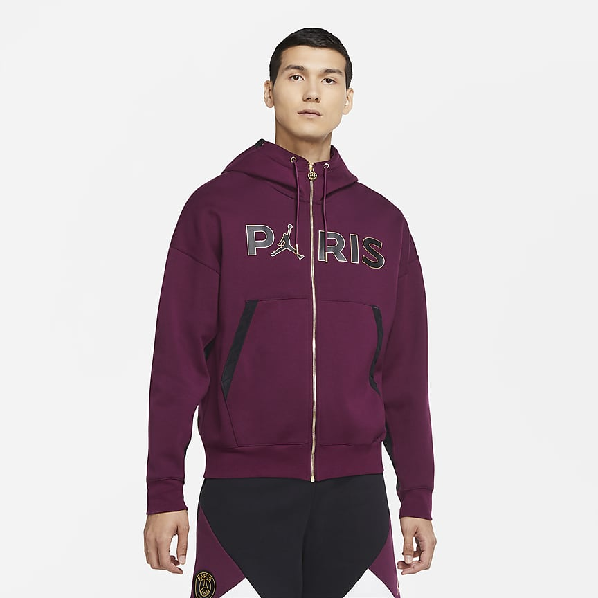 Men's Full-Zip Travel Fleece