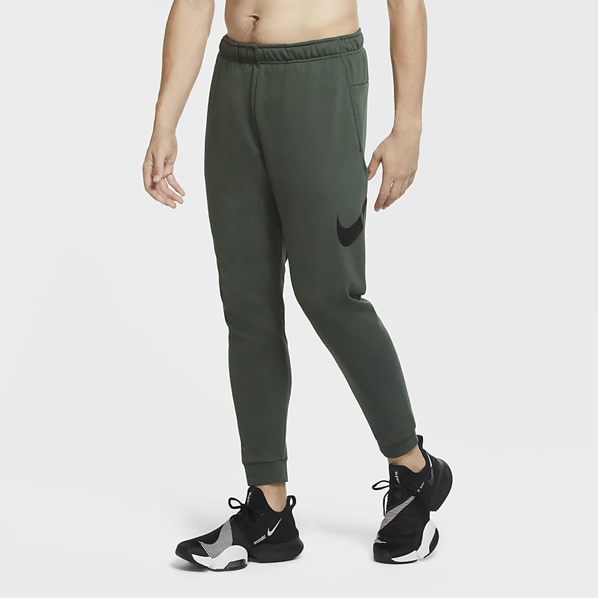 Men's Tapered Training Trousers