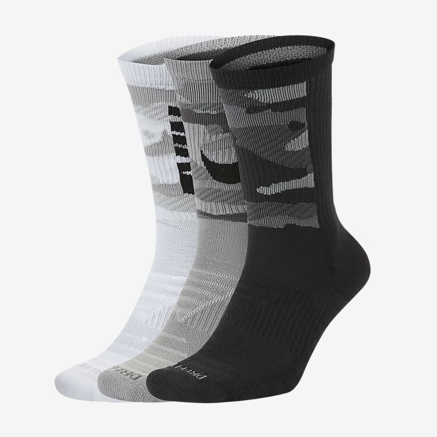 Training Crew Socks (3 Pairs)