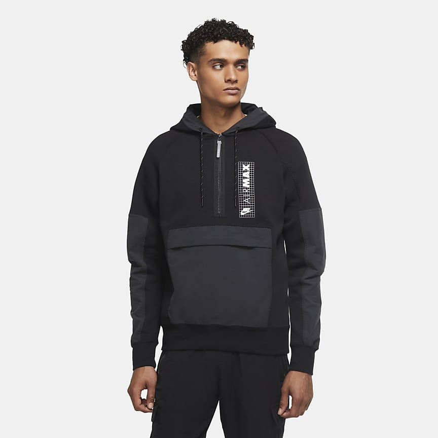 Men's 1/2-Zip Fleece Top