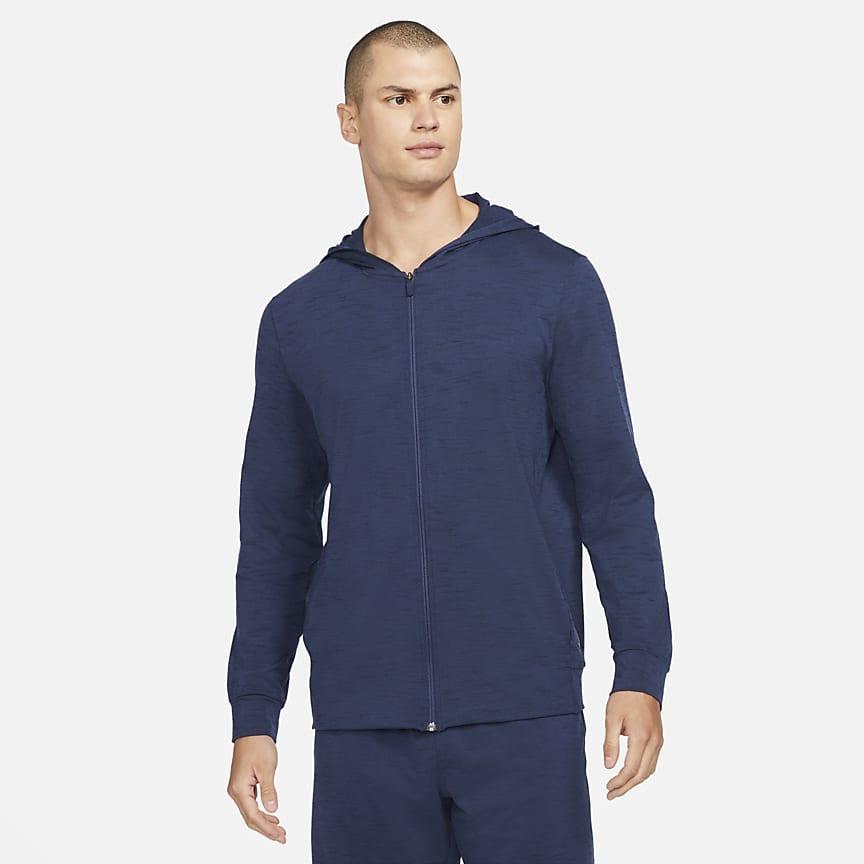 Veste entièrement zippée pour Homme