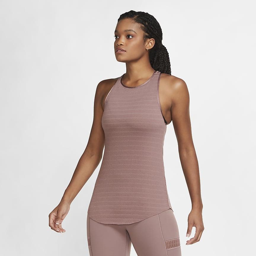 Camisola sem mangas para mulher