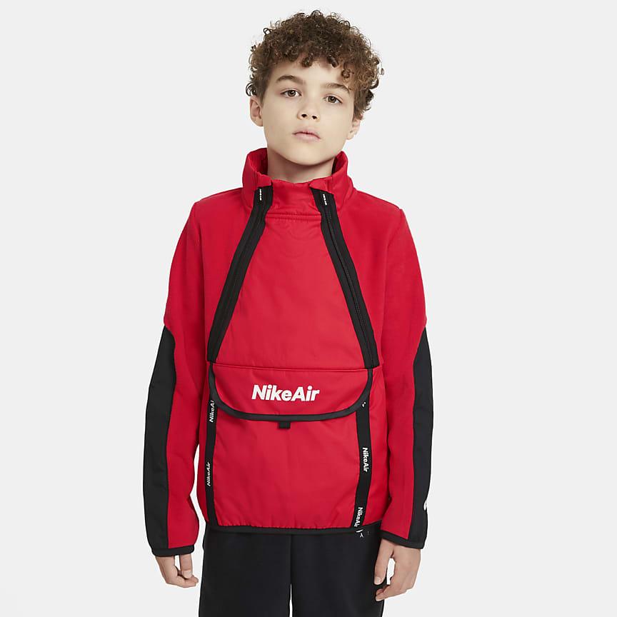 Zimní tričko pro větší děti (chlapce)