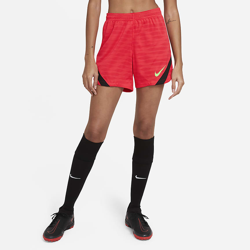Women's Knit Soccer Shorts