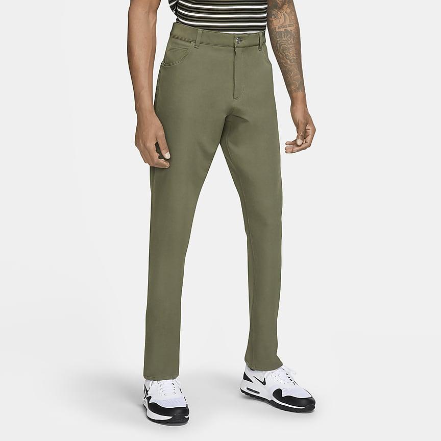 Men's Slim-Fit Golf Trousers