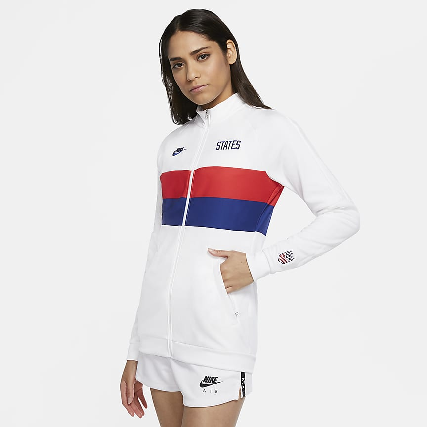 Women's Soccer Track Jacket