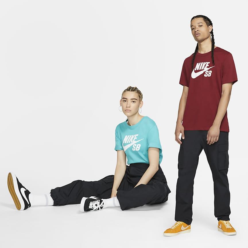 Pantaloni cargo da skateboard