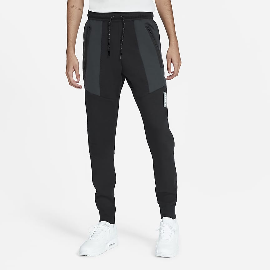 Pantaloni in fleece - Uomo