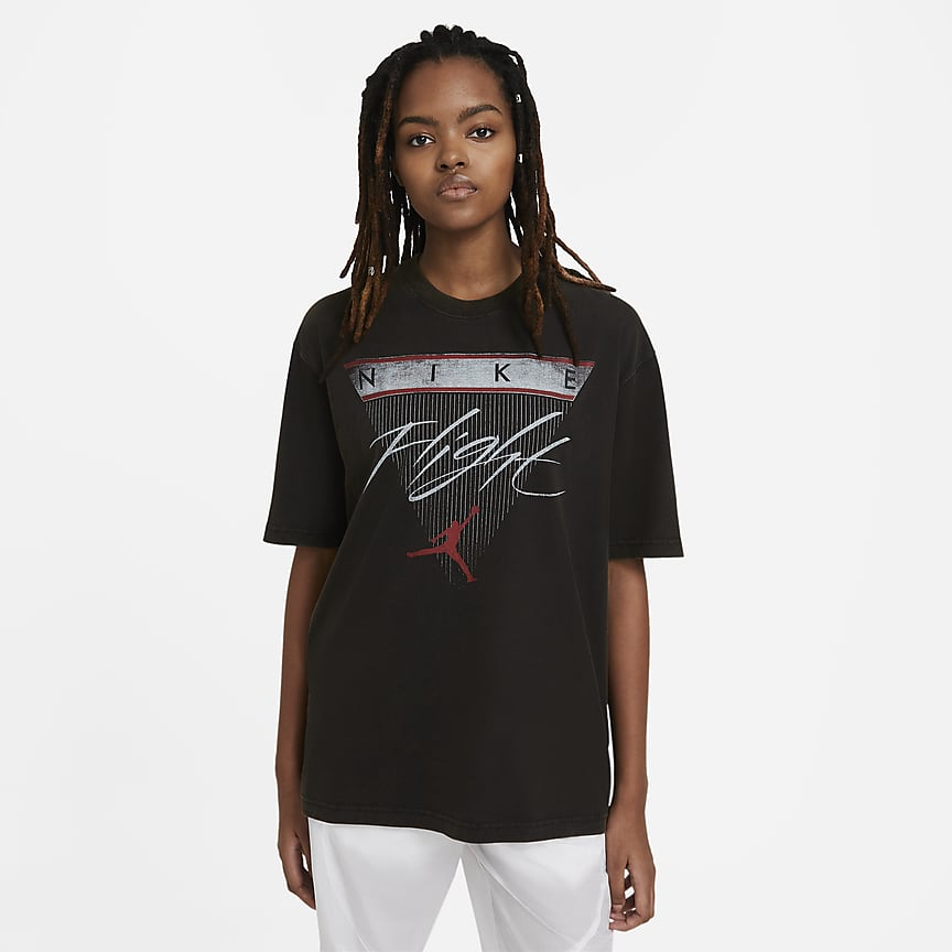 T-shirt a manica corta - Donna