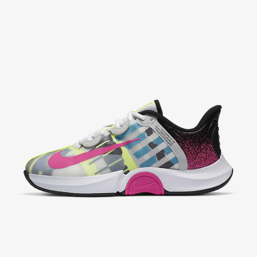 Damskie buty do tenisa na twarde korty