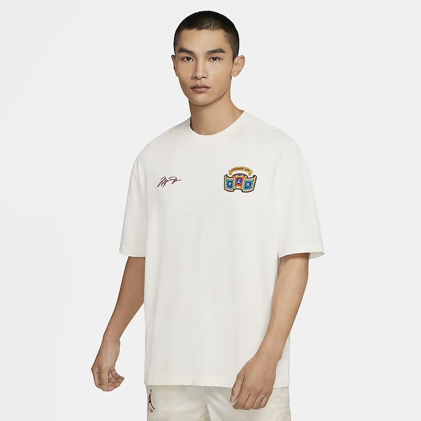 男子短袖T恤