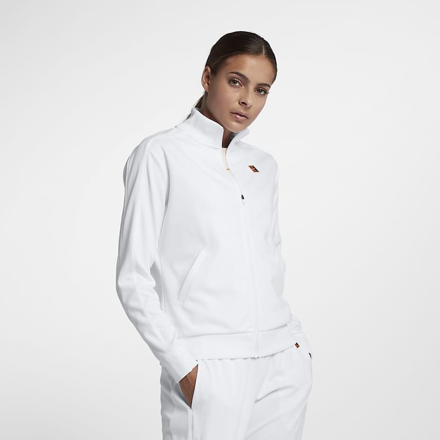 Damen-Tennisjacke